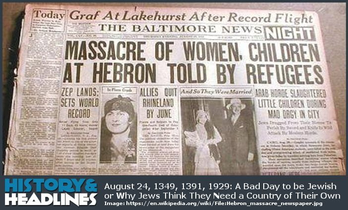 1929 Hebron massacre