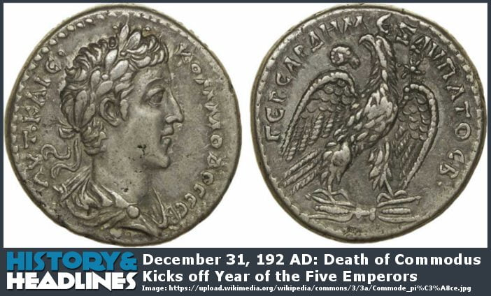 Year of the Five Emperors