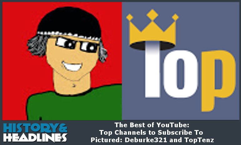 The Best of YouTube Top Channels to Subscribe To