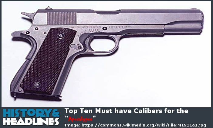 must have calibers