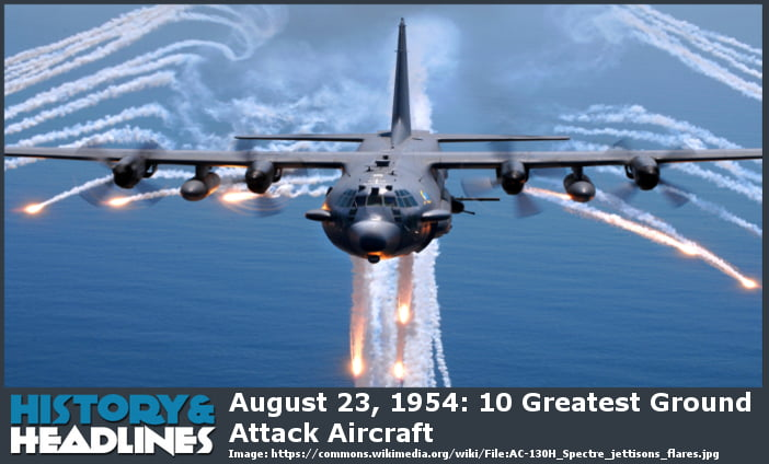 10 Greatest Ground Attack Aircraft