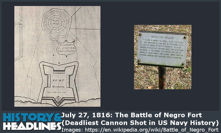 Battle of Negro Fort