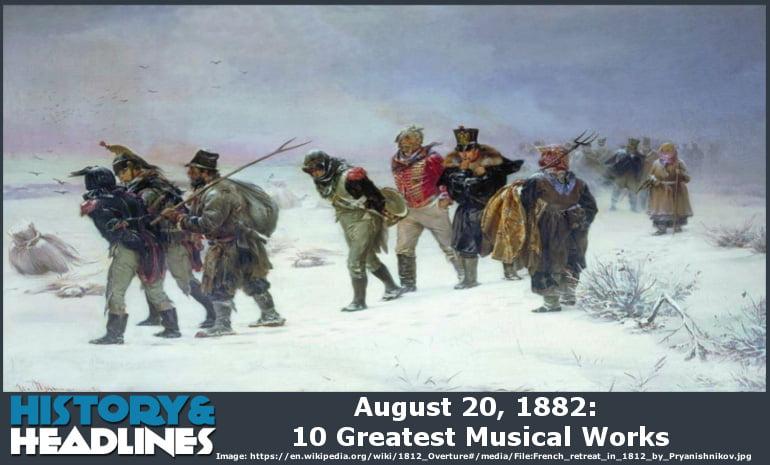 greatest musical works