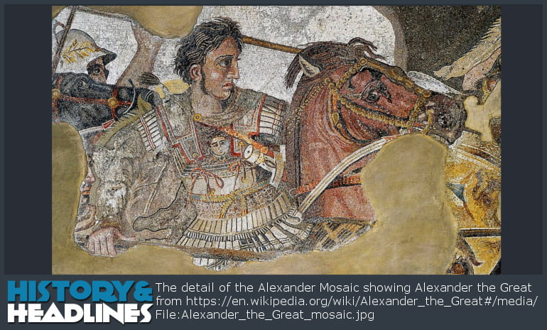 the hero alexander the great Alexander the great, king of macedon from 336 - 323 bc, may claim the title of the greatest military leader the world has ever known his empire spread from gibraltar to the punjab, and he made greek the lingua franca of his world, the language that helped spread early christianity after his.