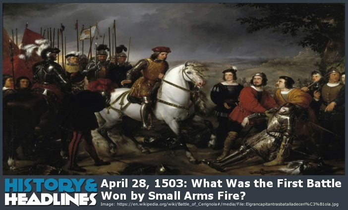 small arms fire