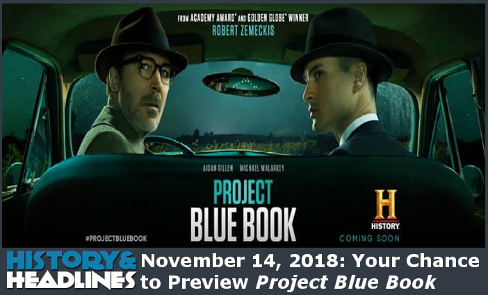 project blue book serie deutsch