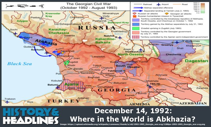 December 14, 1992: Where in the World is Abkhazia? - History ... on mestia georgia map, denmark georgia map, north carolina georgia map, chechnya georgia map, batumi georgia map, kobuleti georgia map, ukraine georgia map, eastern europe georgia map, armenia georgia map, poti georgia map, gori georgia map, estonia georgia map, iran georgia map, republic georgia map, krubera cave georgia map, svaneti georgia map, tbilisi georgia map, dmanisi georgia map, russia georgia map, adjara georgia map,