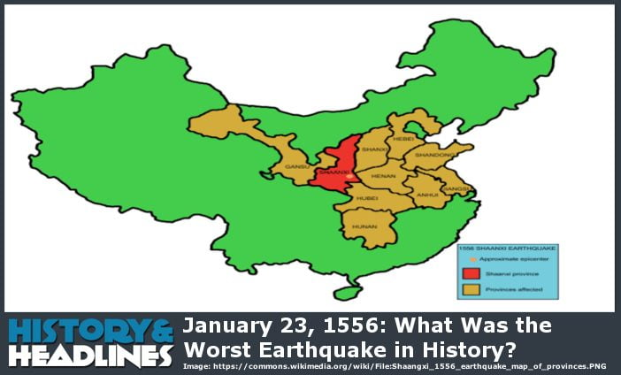 worst earthquake
