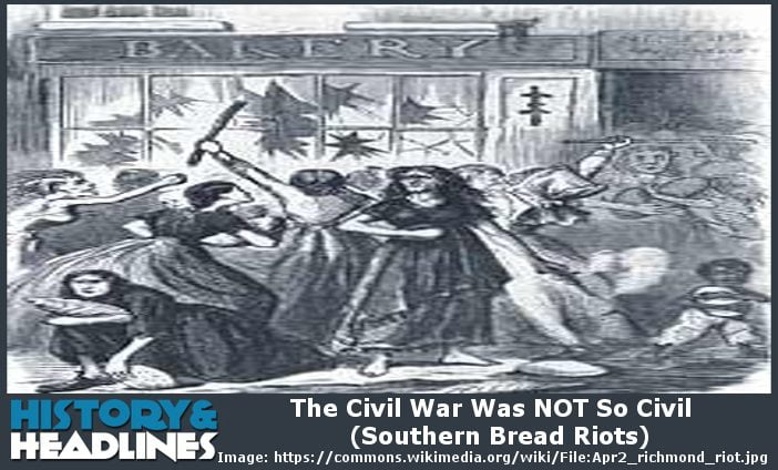 Southern Bread Riots