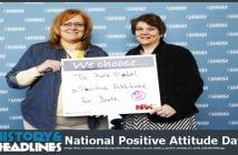 National Positive Attitude Day