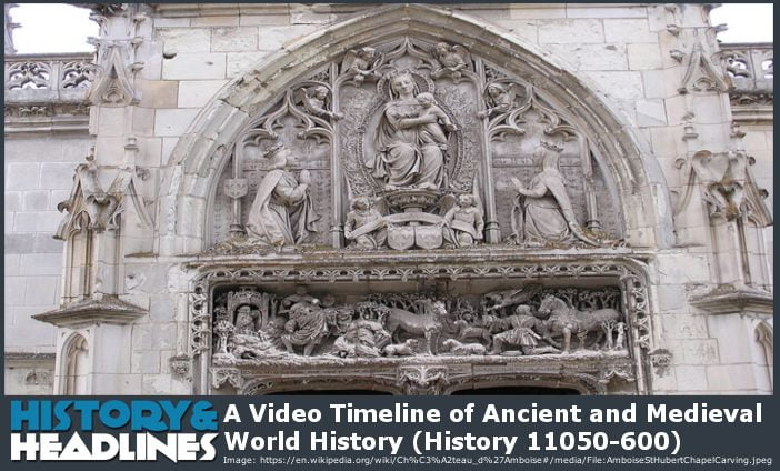 Ancient and Medieval World History