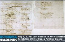 Olive Branch Petition