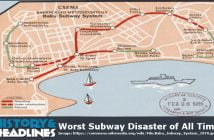subway disaster