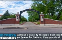 Ashland University Women's Basketball