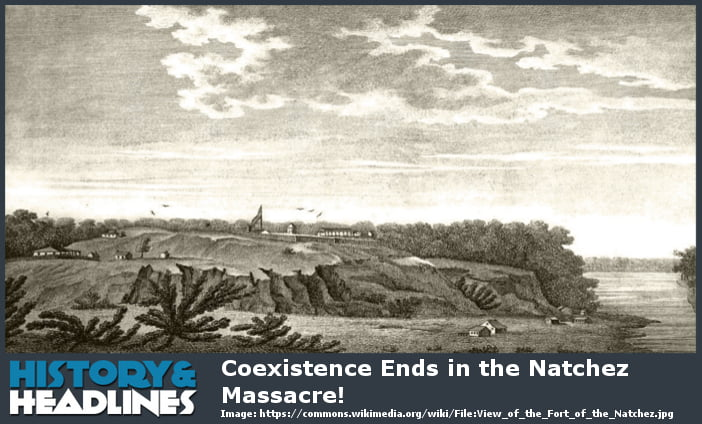 Natchez Massacre