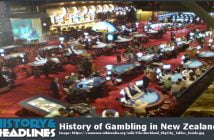gambling in New Zealand