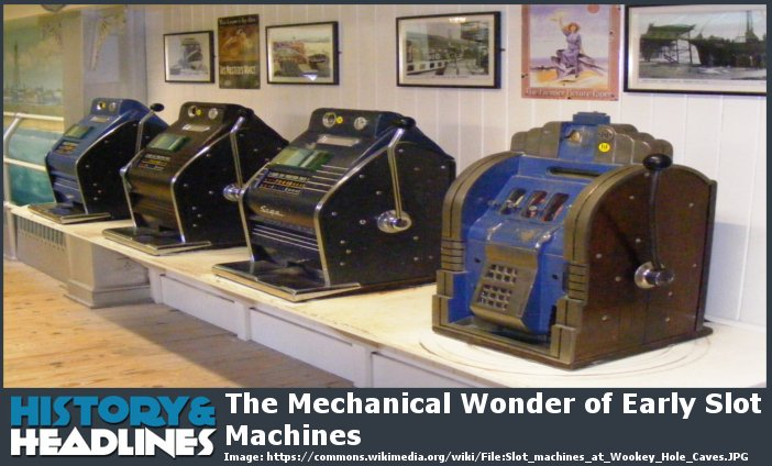 early slot machines