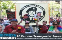 famous transgender persons
