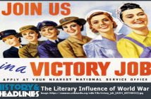 literary influence of WW2