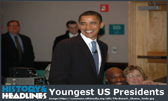 youngest US presidents