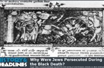 Persecution of Jews during the Black Death