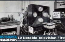 Television Firsts