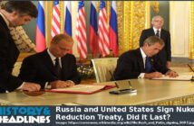 Strategic Offensive Reductions Treaty