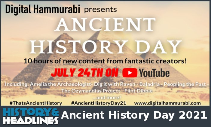 Ancient History Day 2021